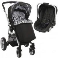 Nursery equipment image of 3 in 1 Pram