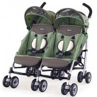 Nursery equipment image of Double Buggy