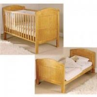 Nursery equipment image of Pine Cot Bed